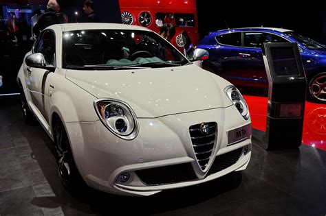 Alfa Romeo Mito by Alfa Romeo Mito