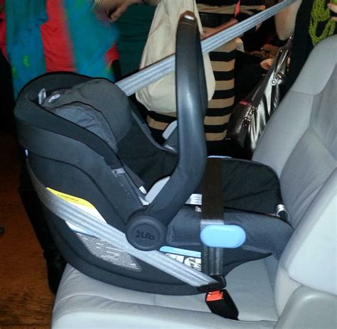infant car seats no base needed nlb new product alert uppababy mesa infant car seat