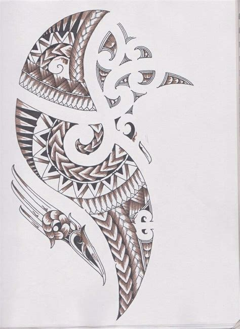 water tribal tattoo designs polynesian designs