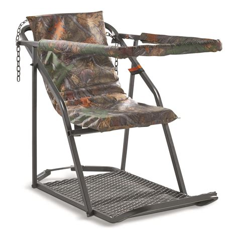 most comfortable hang on treestand guide gear extreme comfort hang on tree stand 158970