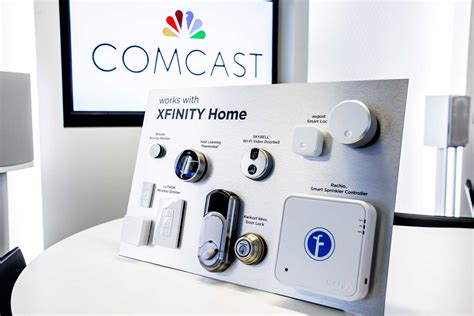 ahead of sxsw comcast buys based home security
