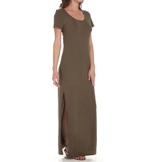 Knit Maxi Dress michael 9530 jersey knit maxi dress on popscreen