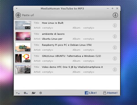 download mp3 from youtube ubuntu youtube to mp3 converter disponibile anche per ubuntu