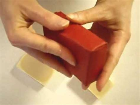 How To Make Paper Packaging - how to make a paper soap box low cost packaging project