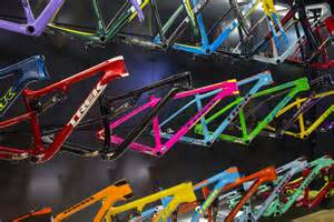 trek colors just in trek project one custom mountain bikes now