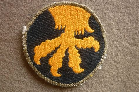 div styles us 17th airborne div quot bevo quot style patch