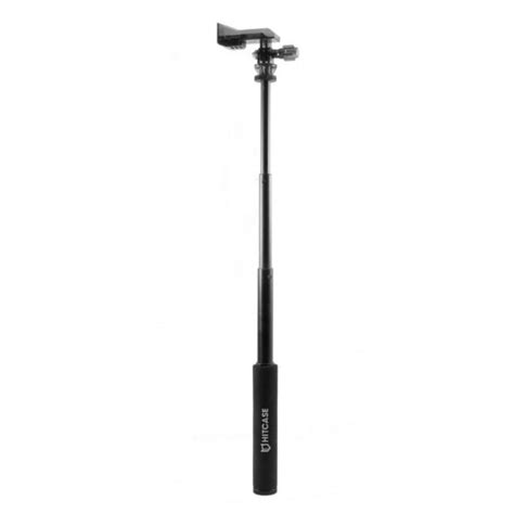hitcase shootr telescopic extension pole phone mounts