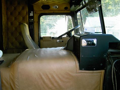 Kenworth K100 Interior by Amt Kenworth K100 Aerodyne Finshed