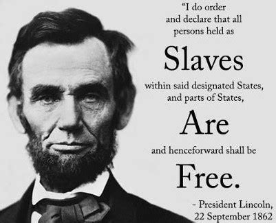 abraham lincoln had slaves thought s on slavery abraham lincoln