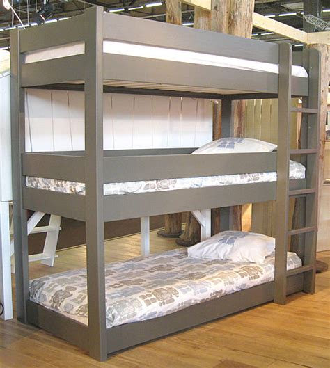 Three Bed Bunk Bed Triple Bunk Beds