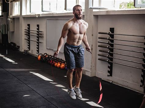 burn fat  build muscle   skipping rope