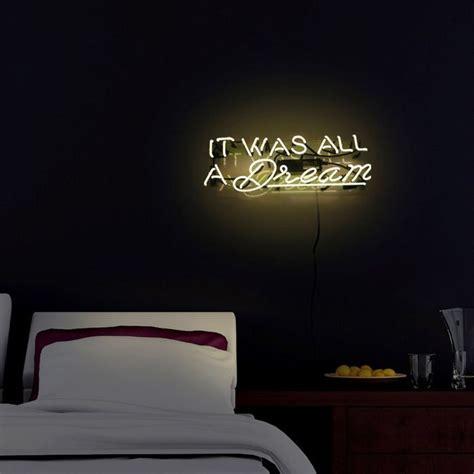 dream on neon sign bedroom bedroom pinterest 2158 best neon signs images on pinterest neon signs