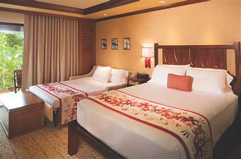 Floor Plan With Furniture by Polynesian Villas Amp Bungalows At Walt Disney World Resort