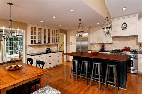 Open Concept Kitchen Dining Room Floor Plans by Open Concept Kitchen Dining Room Addition Becomes Hearth