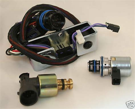 transmission solenoid kit set     dodge truck   shift ebay