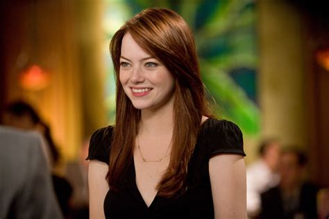 emma stone relationship emma stone in crazy stupid love filmwonk