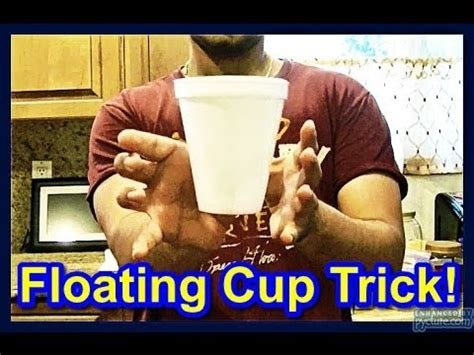 how to your to do cool tricks floating cup cool magic tricks to impress your friends easy magic tricks to