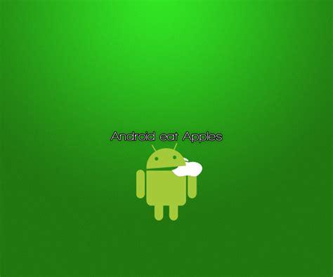 wallpaper apple eating android android eat apples by sammyr se on deviantart