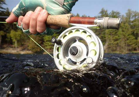 galvan light review gear review galvan light fly reel all points fly