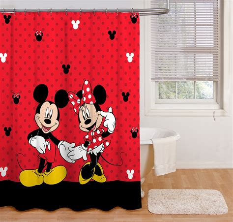 mickey and minnie curtains disney mickey and minnie shower curtain disney recipes