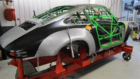 porsche factory restoration the restoration of the porsche 911 2 5 s t