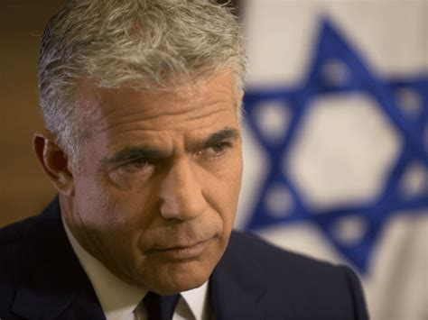 united states of israel has sacrificed sovereignty over israeli politician yair lapid urges u s lawmakers to
