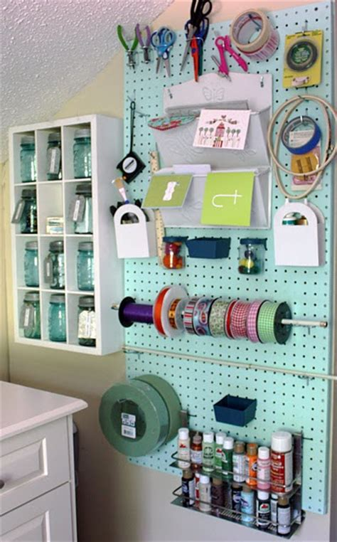 room organization ideas craft room ideas
