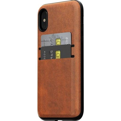 Nomad Wallet Card For Iphone X nomad iphone x nomad card sportique