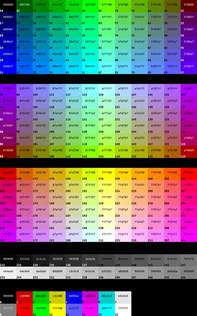 hex color names cracksin snaps