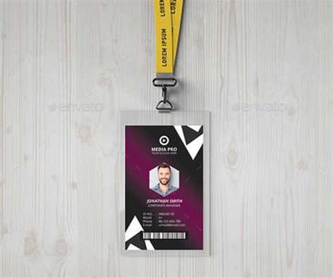 id cards templates photoshop 38 id card templates free word pdf excel png psd designs