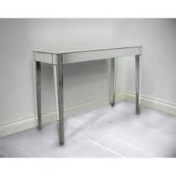 cheap mirrored desk console table design mirrored console table cheap for
