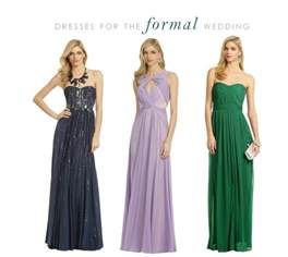 formal wedding guest dresses dresses for weddings august edition