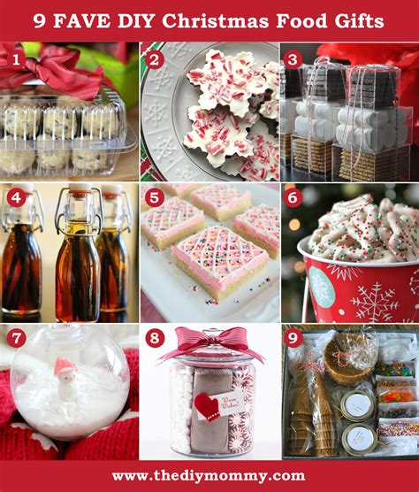 inexpensive homemade christmas gift food a handmade christmas diy christmas food gifts cookie