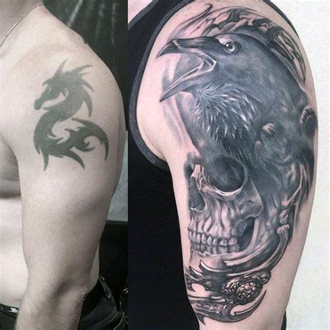 cover up sleeve tattoo designs best 25 cover up tattoos for arm ideas on
