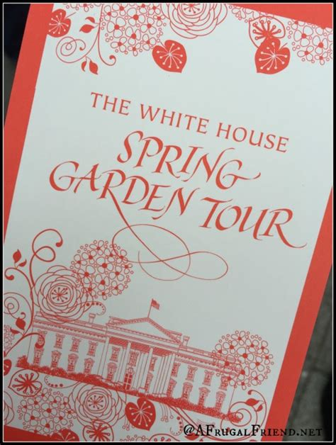 white house spring garden tour when an invitation from the white house arrives finding debra