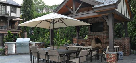 outdoor fireplaces archives borst landscape design