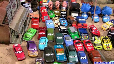 Disney Pixar Cars Mattel Mater Radiator Springs Collection complete cars collection of diecasts disneypixarcars2 cars