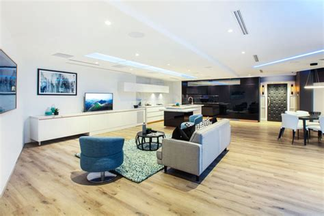 the showroom project harvey norman home automation