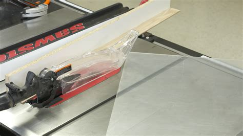 how to cut plexiglass on a table saw how to cut acrylic sheets with a table saw wwgoa