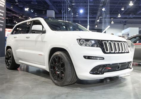 Jeep Srt8 Parts Jeep Grand Srt8 Term Road Test Wrap Up 2011