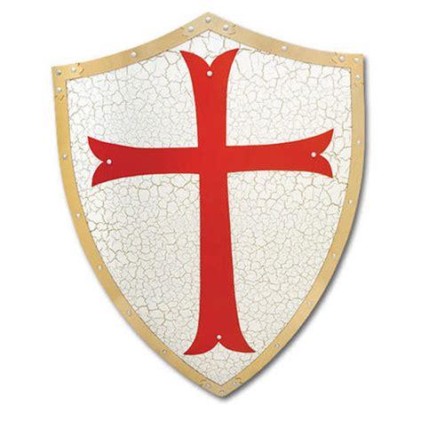 Real Deals In Home Decor by Knights Templar Shield W Cross True Swords