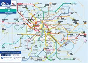 Paris Metro Map English by Pics Photos Paris Metro Map English