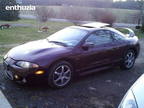 purple mitsubishi eclipse 1997 mitsubishi eclipse gsx for sale