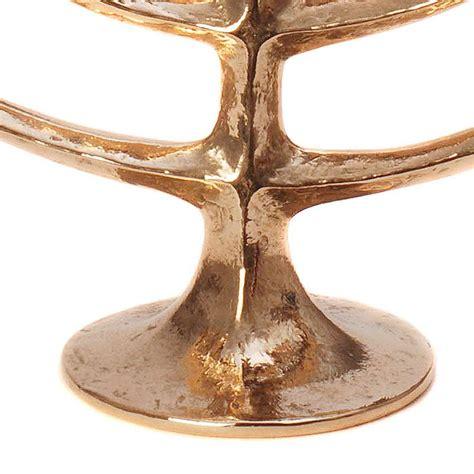 kerzenhalter bronze harjes metallkunst kerzenhalter kerzenst 228 nder