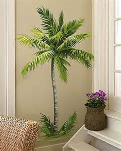 palm tree wall decor earth alone earthrise book 1 gardens trees and vinyls