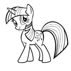 Top 55 'My Little Pony' Coloring Pages Your Toddler Will