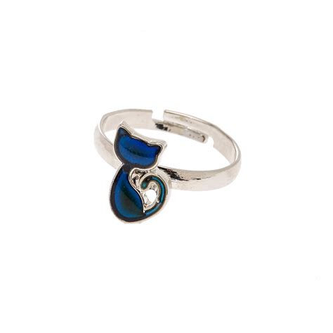 mood rings at claire s images frompo 1 kitty cat mood ring claire s ca