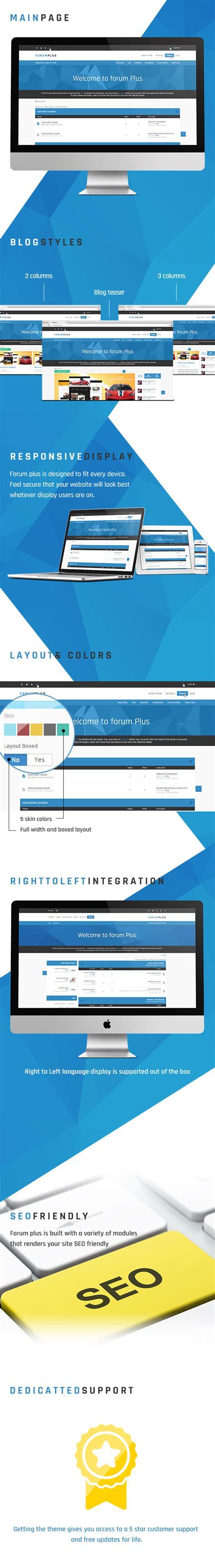 drupal themes rtl forum plus responsive drupal forum theme rtl cms