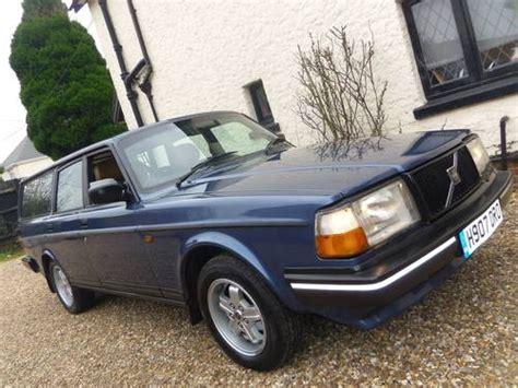 volvo 240 turbo for sale uk for sale classic volvo 240 glt automatic estate
