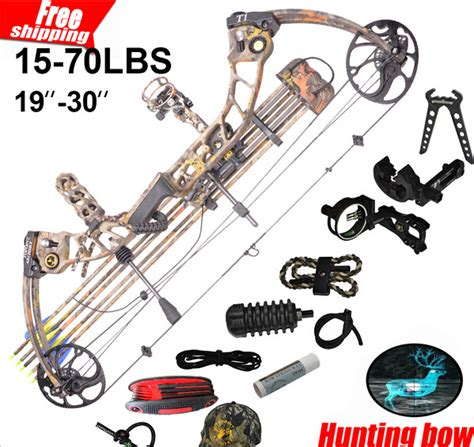 Compound Bow Topoint T1 Luxury Package 2015 new design topoint t1 camo bow and arrow set
